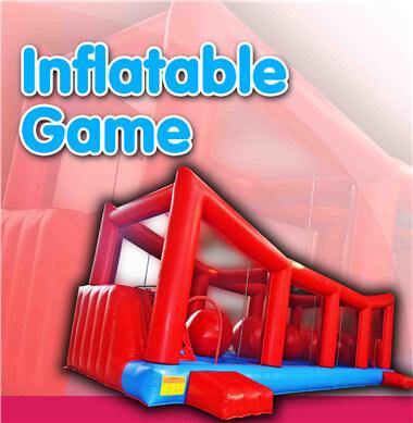 catégorie - jeux gonflables