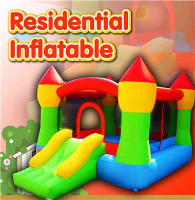 catégorie - résidentiel gonflable