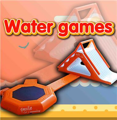 catégorie - jeux d'eau gonflable