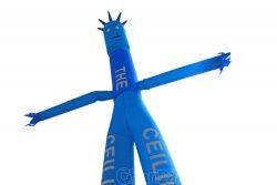 air dancer gonflable 2 jambes bleu