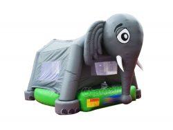 chateau gonflable éléphant