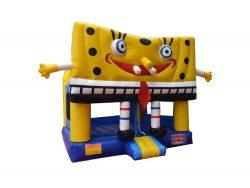 spongebob chateau gonflable