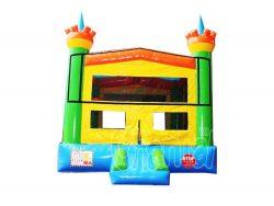 château gonflable roi