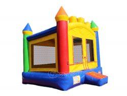 château gonflable 4x4 à vendre