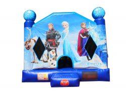 vente château gonflable frozen