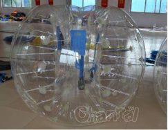 bubble soccer bulle tpu