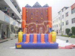 mur escalade gonflable pour enfants