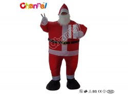 costume pere noel gonflable pas cher a vendre