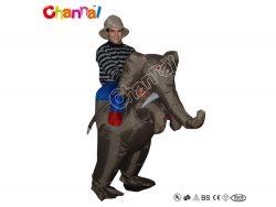 costume éléphant gonflable pas cher a vendre