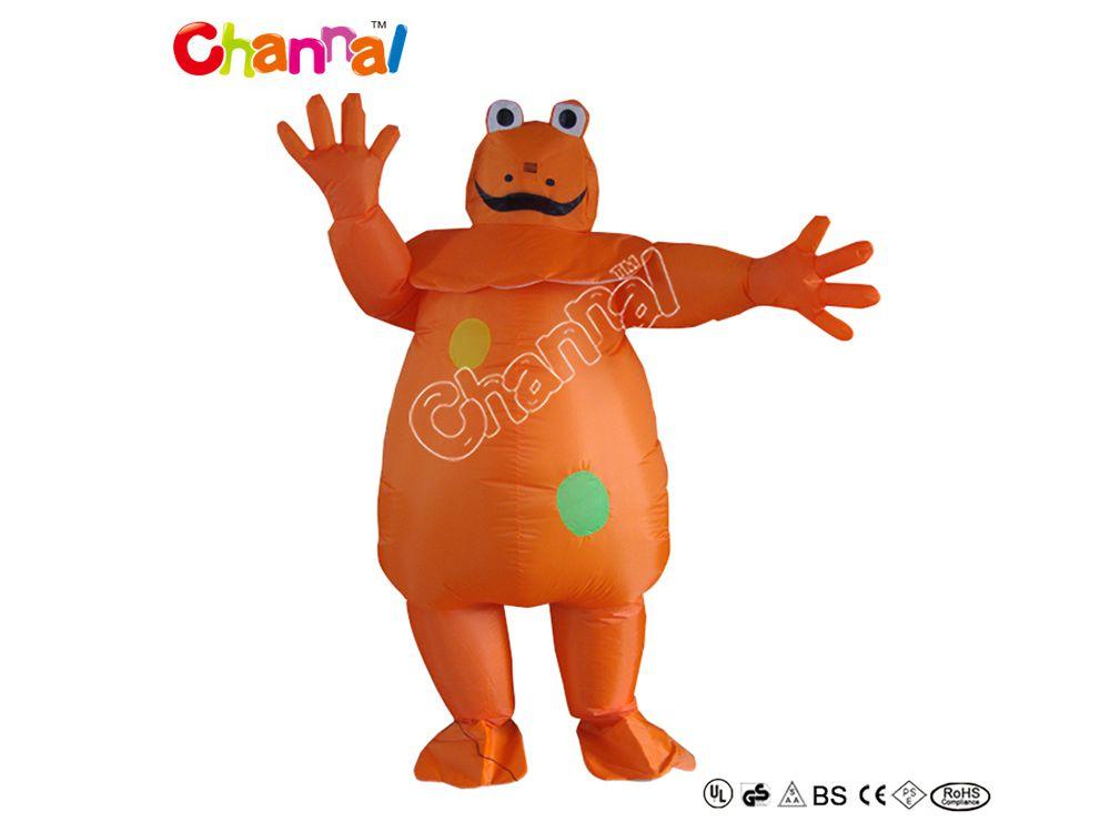 déguisement grenouille gonflable pas cher a vendre