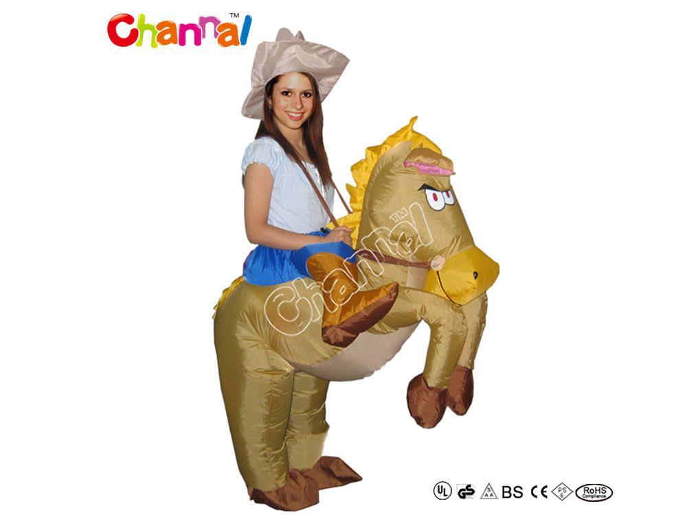 deguisement cheval gonflable pas cher a vendre