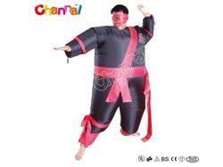 déguisement ninja gonflable costume pas cher a vendre