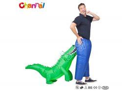 costume crocodile mordant gonflable pas cher a vendre
