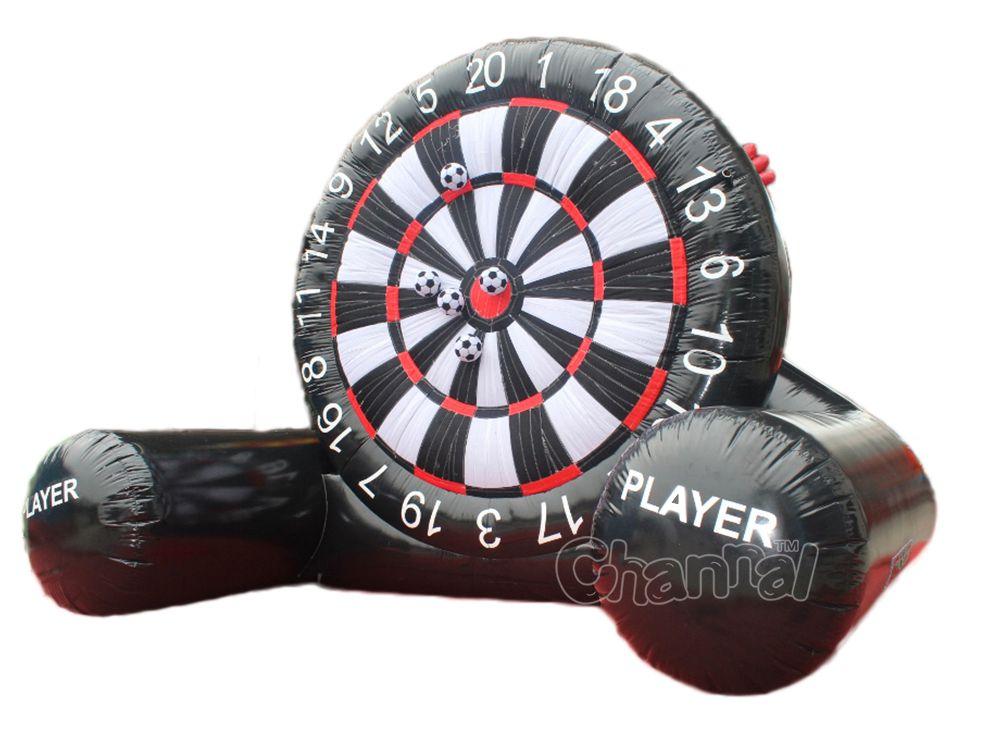 tableau foot dart velcro géant a vendre