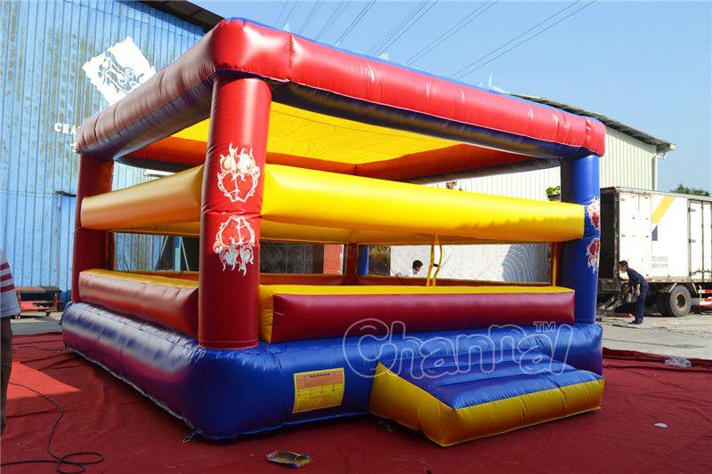 jeu de boxe gonflable