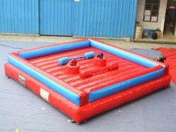 jeu de joute gladiateur gonflable