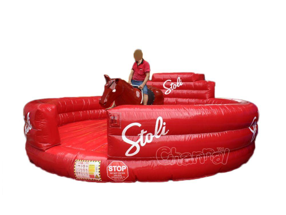 rodeo taureau bronco gonflable a vendre