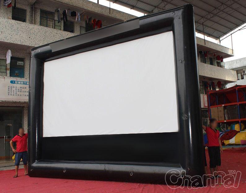 écran gonflable théâtre arrière-cour a vendre