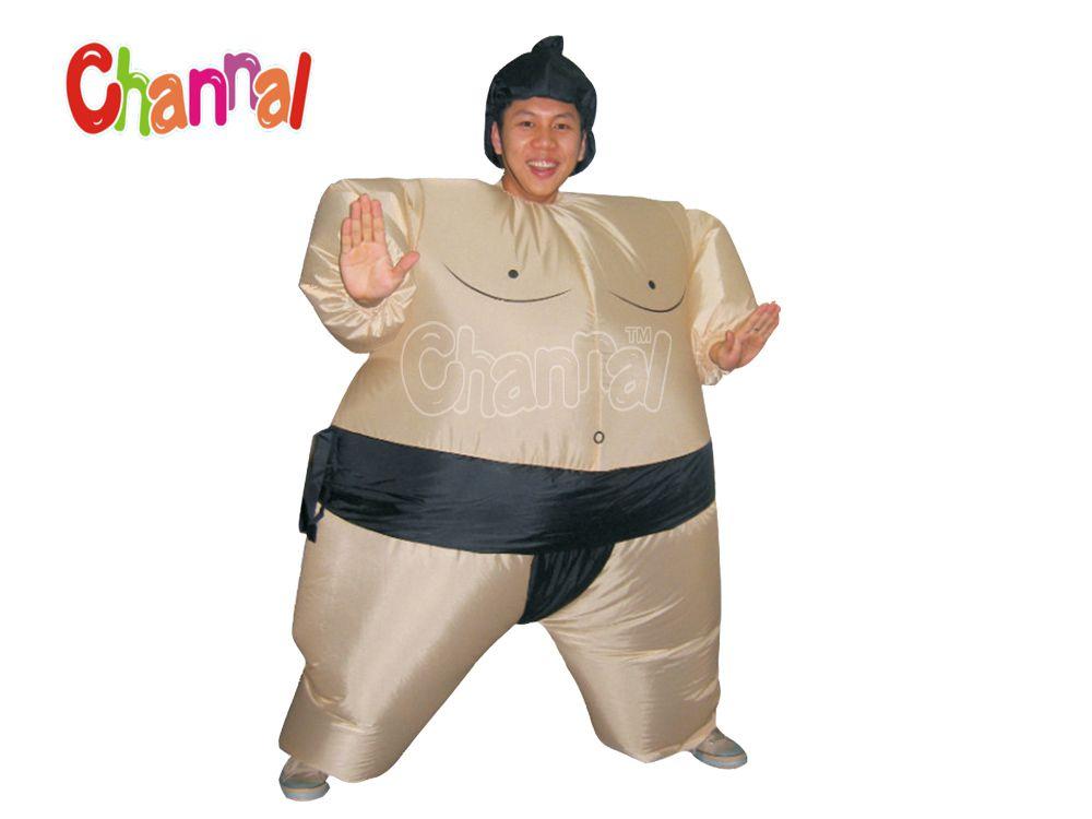 combinaison sumo gonflable adulte enfant