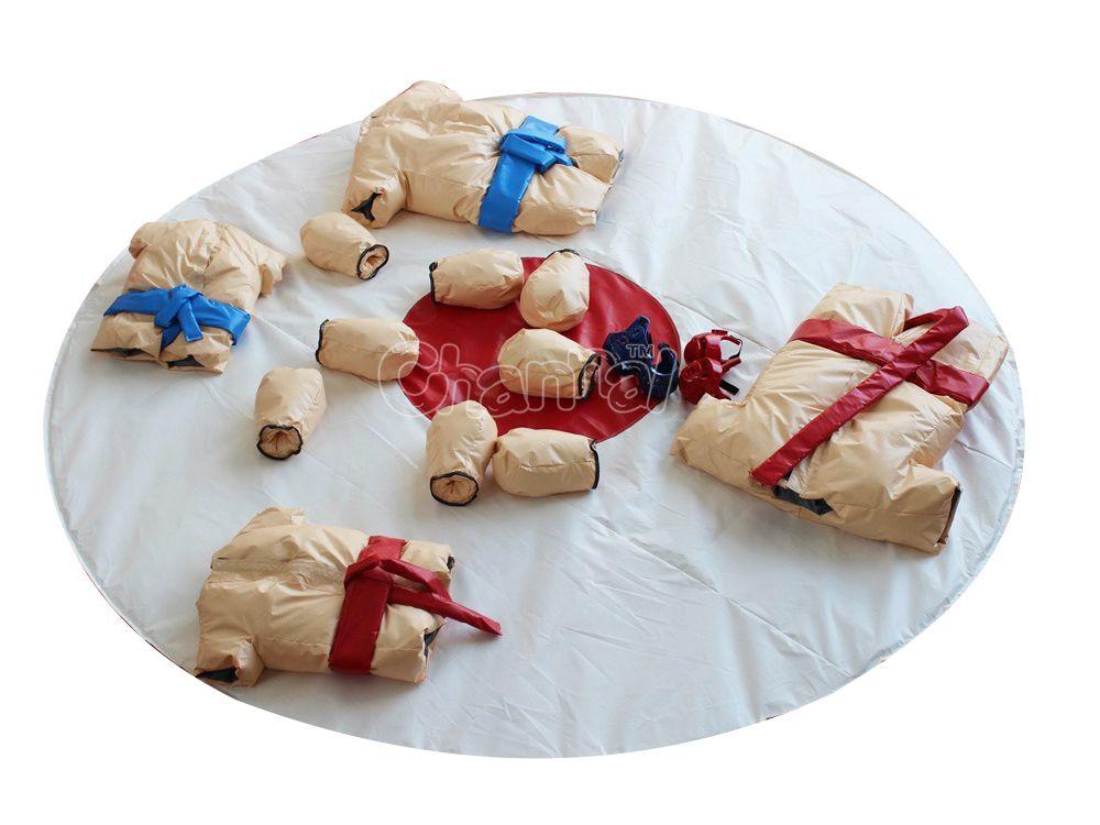 costume de sumo gonflable pour combat