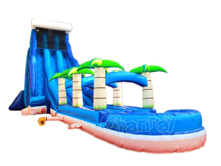 toboggan aquatique gonflable pas cher a vendre channal inflatables. Black Bedroom Furniture Sets. Home Design Ideas